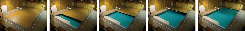 Hard Surface Platform Pool Cover