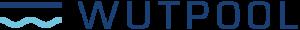 Wutpool Cover Linear Logo - Blue